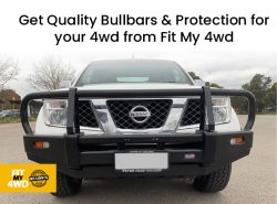 Get Quality Bullbars & Protection for your 4wd from Fit My 4wd