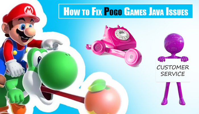 How to Fix Pogo Games Java Issues?