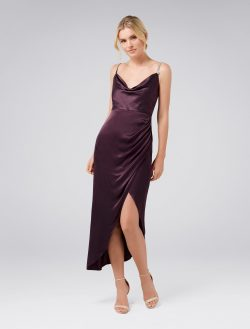 Juliette Trim Cowl Neck Midi Dress – Women's Fashion | Forever New