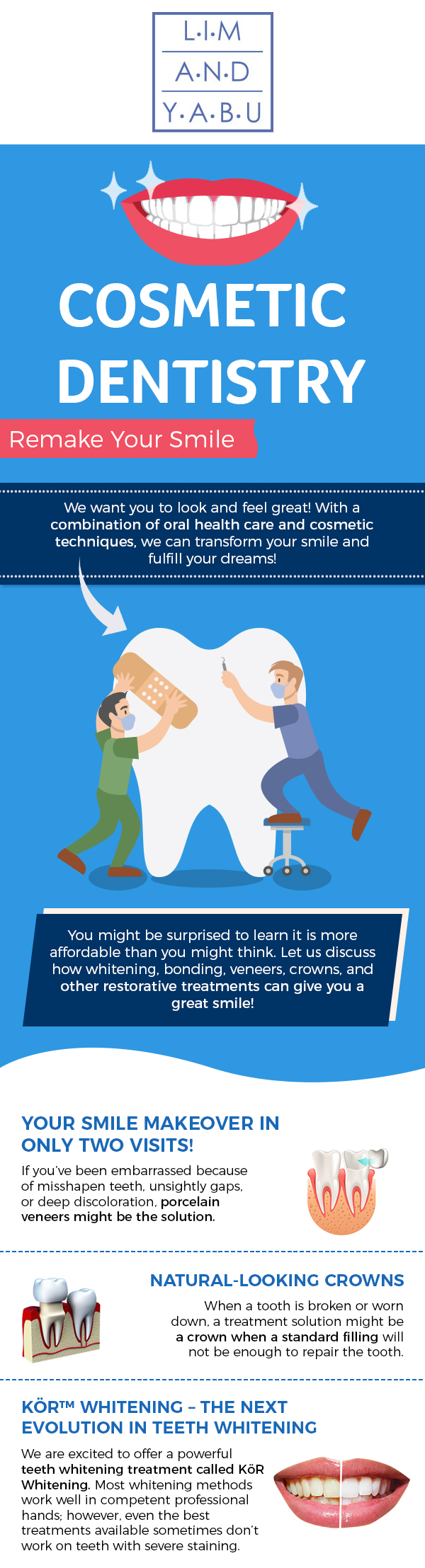 Lim and Yabu – Oakland CA's Trusted Cosmetic Dentistry Practice