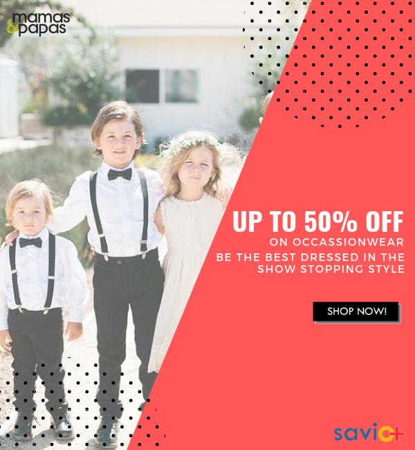 Mamas and Papas UAE Offer