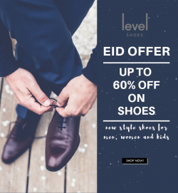Level Shoes Eid Offers