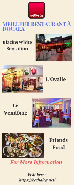 Meilleur Restaurant À Douala