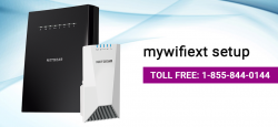 Netgear new extender setup with mywifiext net web address