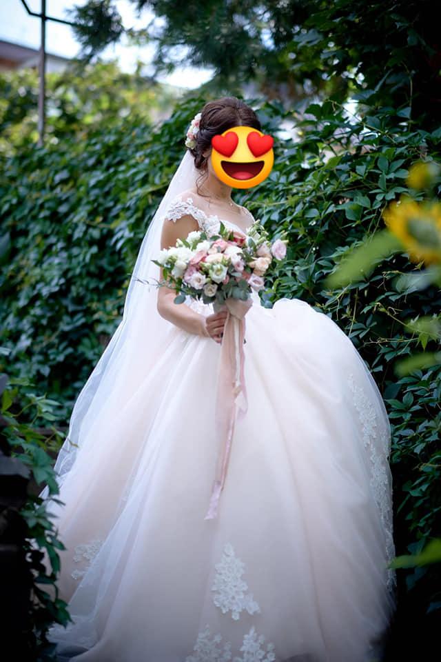 Wunderschöne Brautkleider mit Spitze | Hochzeitskleider Prinzessin Online