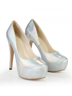 Plateforme Mariage Chaussures SLSDN1487LF
