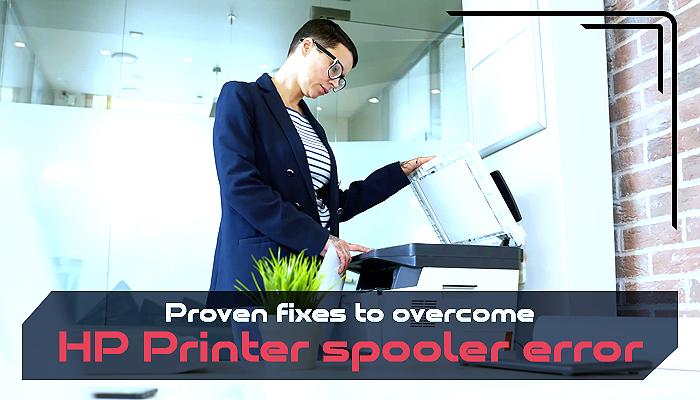 Proven fixes to overcome HP Printer spooler error
