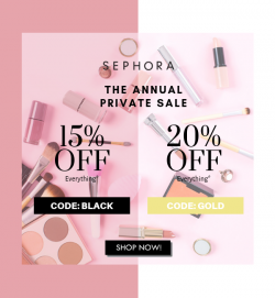 Sephora UAE Beauty Coupon Codes