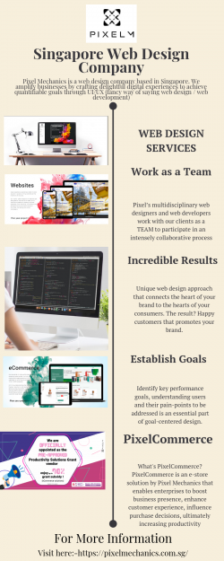 Singapore Web Design Company