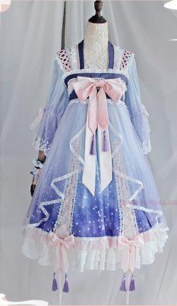 カードキャプターさくら 大道寺 知世 洋服 ロリータ コスプレ衣装