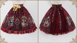 ローリタ ドレス スカート