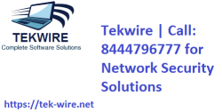 Tekwire | Call: 8444796777 for Network Security Solutions
