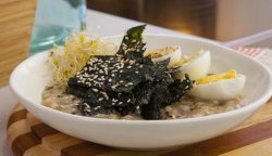 Toasted Sesame Nori Crisps | Good Chef Bad Chef
