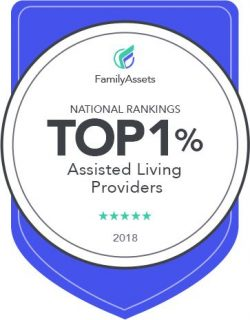 Top 15 Assisted Living Providers