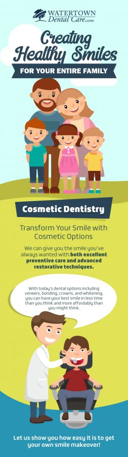 Watertown Dental Care – A Reliable Cosmetic Dentistry in Watertown, SD