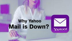 Why Yahoo Mail is Down?
