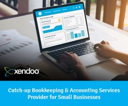 Xendoo – Catch-up Bookkeeping & Accounting Services Provider for Small Businesses