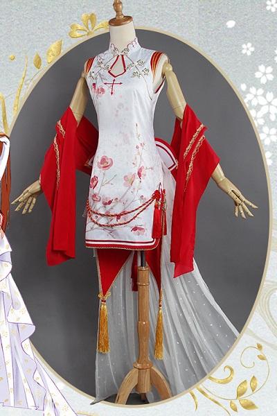 アスナ コスプレ衣装 チャイナドレス