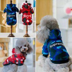 ブランド SUPREME 犬服