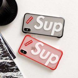 SUPREME アイフォンXSケース