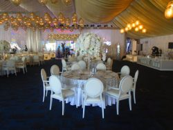 Make your Wedding Party a Work of Art by Hiring Furniture