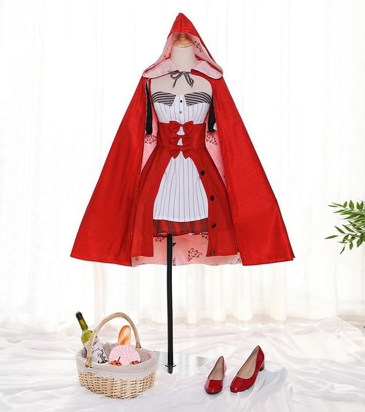 Fate/GO マリー 赤ずきん コスプレ衣装