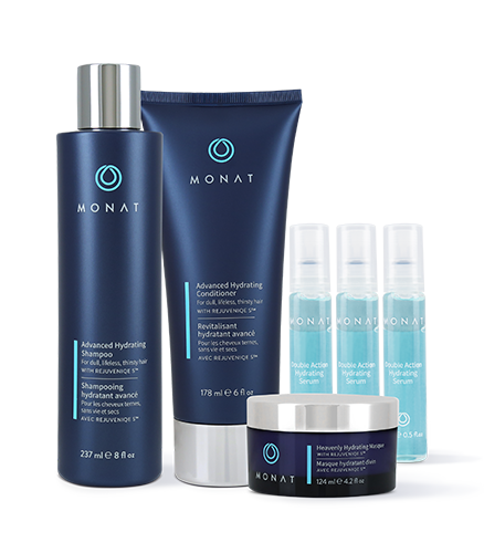 Brand New! MONAT Advanced Hydration Collection