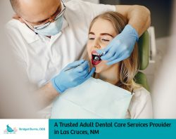 Bridget Burris, DDS – A Trusted Adult Dental Care Services Provider in Las Cruces, NM