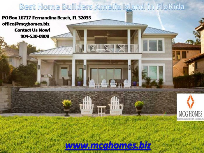 Best Home Builders Amelia Island in FloRida