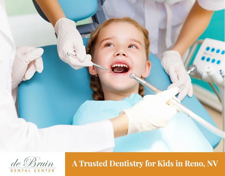 de Bruin Dental Center – A Trusted Dentistry for Kids in Reno, NV