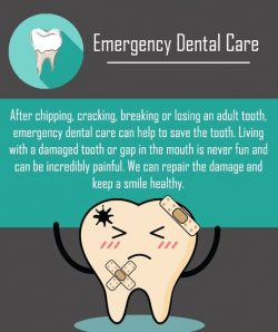 Signs of Emergency Dental Care | Emergency Dentist in California