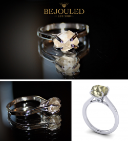 Gemstone Engagement Rings – Bejouled Ltd