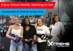 Enjoy Virtual Reality Gaming in Fort Lauderdale at Xtreme Action Park