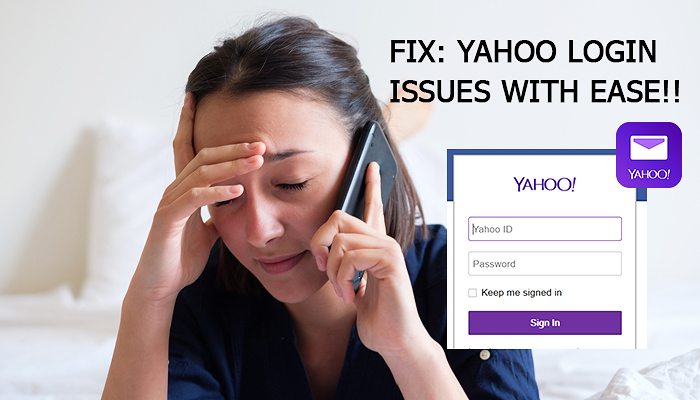 FIX: YAHOO LOGIN ISSUES WITH EASE!!