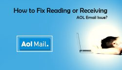 How To Fix Reading Or Receiving AOL Email Issue?