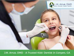 J.M. Arrue, DMD – A Trusted Kids' Dentist in Conyers, GA