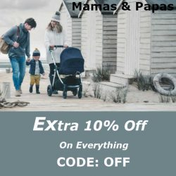 Mamas & Papas Coupon Code