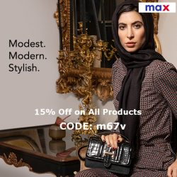 Max Fashion Coupon Code