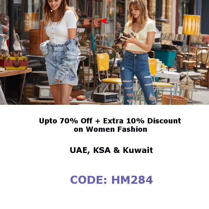 Max Fashion Discount Code