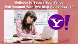 Methods to Secure Your Yahoo Mail Account with Two-Step Authentication