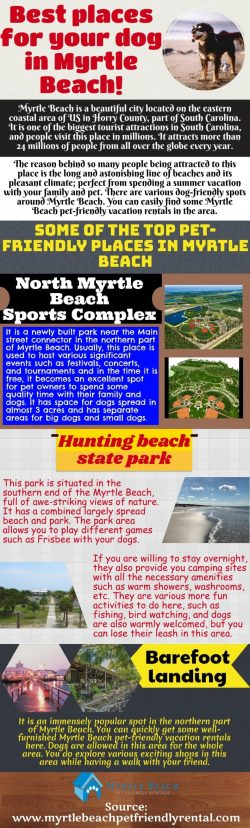 Myrtle Beach is a beautiful city located on the eastern coastal area of US