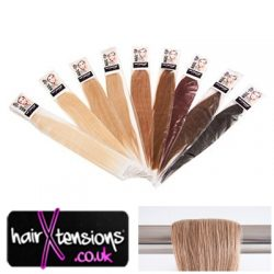 To Get Nail Tip Human Hair Extensions at Affordable Prices, Visit today!