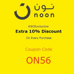 Noon Code: ON56
