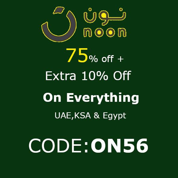 Noon Discount Code