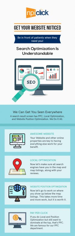 Get Your Dental Website Noticed with SEO Services from npiClick