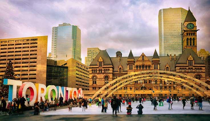 Capital Toronto, Canada