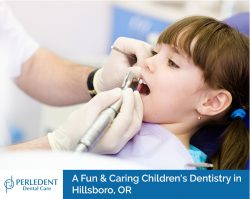 Perledent Dental Care – A Fun & Caring Children's Dentistry in Hillsboro, OR