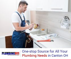 Plumbing 911 – One-stop Source for All Your Plumbing Needs in Canton OH