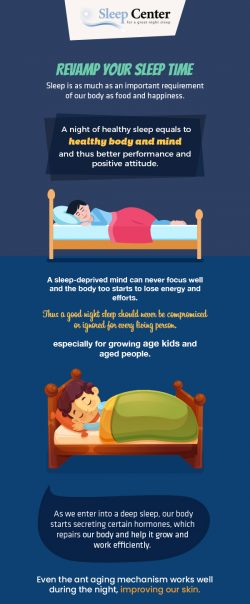 Revamp Your Sleep Time