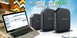 5 Easy Steps to Secure your Belkin Wireless Router